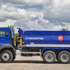 KH-KIPPER представила новую модель самосвального кузова