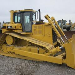 Caterpillar выпустил бульдозер D6 XE с электроприводом