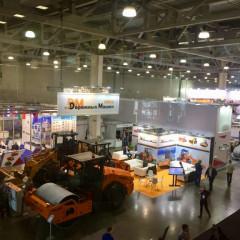 Завод «Дорожных машин» представил новые модификации популярных моделей