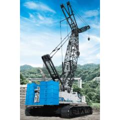 Гусеничный кран Hitachi SCX2800A-3 стал доступен для заказа в России