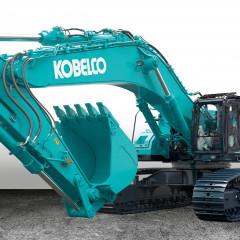 Kobelco запускает новый экскаватор SK850LC-10 с повышенным комфортом для оператора