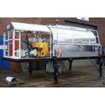 Кохер для литого асфальта AGT GTK 13 W