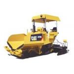 Асфальтоукладчик колесный Caterpillar AP300