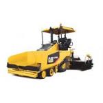 Асфальтоукладчик колесный Caterpillar AP600D