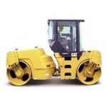 Каток гладковальцовый Caterpillar CB434D XW