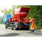 Машина для ямочного ремонта дорог Crafco Air Stream
