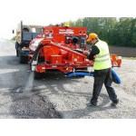 Машина для ямочного ремонта дорог Crafco Magnum