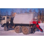Машина для ямочного ремонта дорог Дорпром РД 925.04