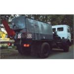 Машина для ямочного ремонта дорог Дорпром РД 925.10