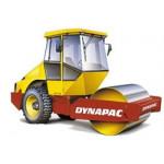 Каток грунтовый Dynapac CA182D