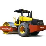 Каток грунтовый Dynapac CA250