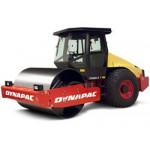 Каток грунтовый Dynapac CA280D-II