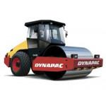 Каток грунтовый Dynapac CA302D