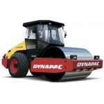 Каток грунтовый Dynapac CA302DCO