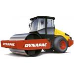 Каток грунтовый Dynapac CA512D