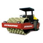 Каток грунтовый Dynapac CA600PD