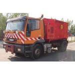Машина для ямочного ремонта дорог Hydrog Patcher PA-5000