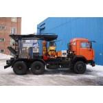 Машина для ямочного ремонта дорог Коминвест-АКМТ МРД 5944