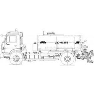 Кургандормаш ДС-43253