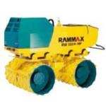 Каток ручной с пешим оператором Rammax RW 1504 HF