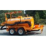 Машина для ямочного ремонта дорог Rosco RA-2000