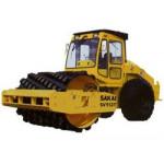 Каток грунтовый SAKAI SV512T-H