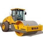Каток грунтовый SDLG LGS820