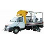 Машина дорожной разметки СДТ-230 (ТП)