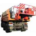 Машина для ямочного ремонта дорог СДТ Термос-бункер