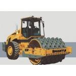 Каток грунтовый Shantui SR22MP