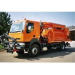Машина для ямочного ремонта дорог Strassmayr STP 1008 – 4500
