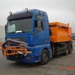 Машина для ямочного ремонта дорог Strassmayr STP 1008 – 6000