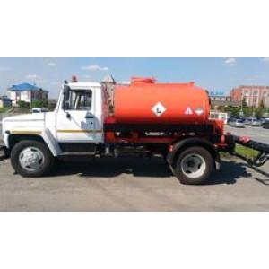 Техмаш ТМ-3,5Г на базе ГАЗ-3309