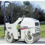 Каток гладковальцовый Terex TV900