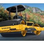 Каток гладковальцовый Volvo DD138HFA