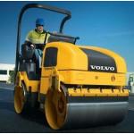 Каток гладковальцовый Volvo DD29